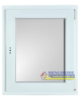 Fenêtre 65 X 40 Cm Pvc 1 Vantail Pas Chère Sarl Michel Bèze Et Fils